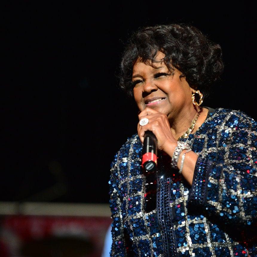 Pastor Shirley Caesar Releases #UNameIt Challenge Merchandise