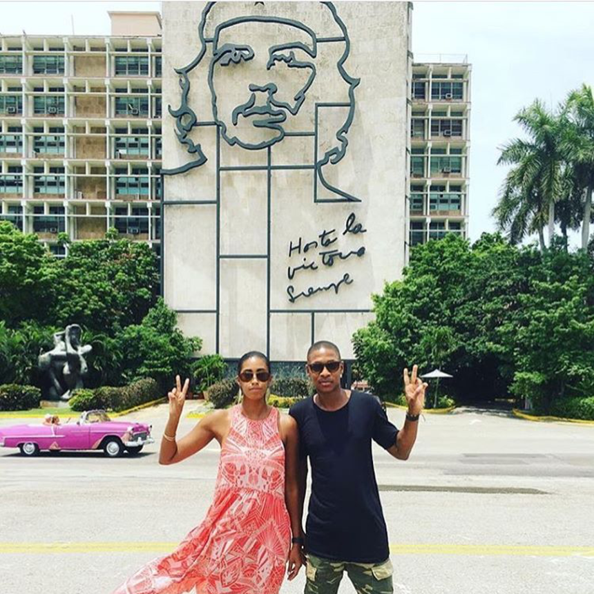 The 15 Best Black Travel Moments You Missed This Week: Peace & Love From Cuba