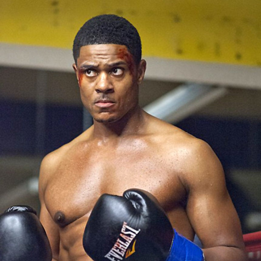 Pooch Hall Talks Playing Muhammad Ali in 'The Bleeder'
