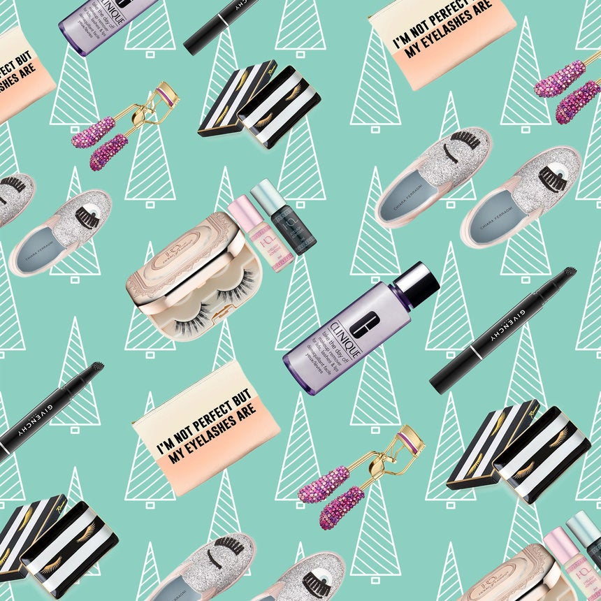 Glam Gifts for the Girl Who Can't Live Without Her Faux Lashes