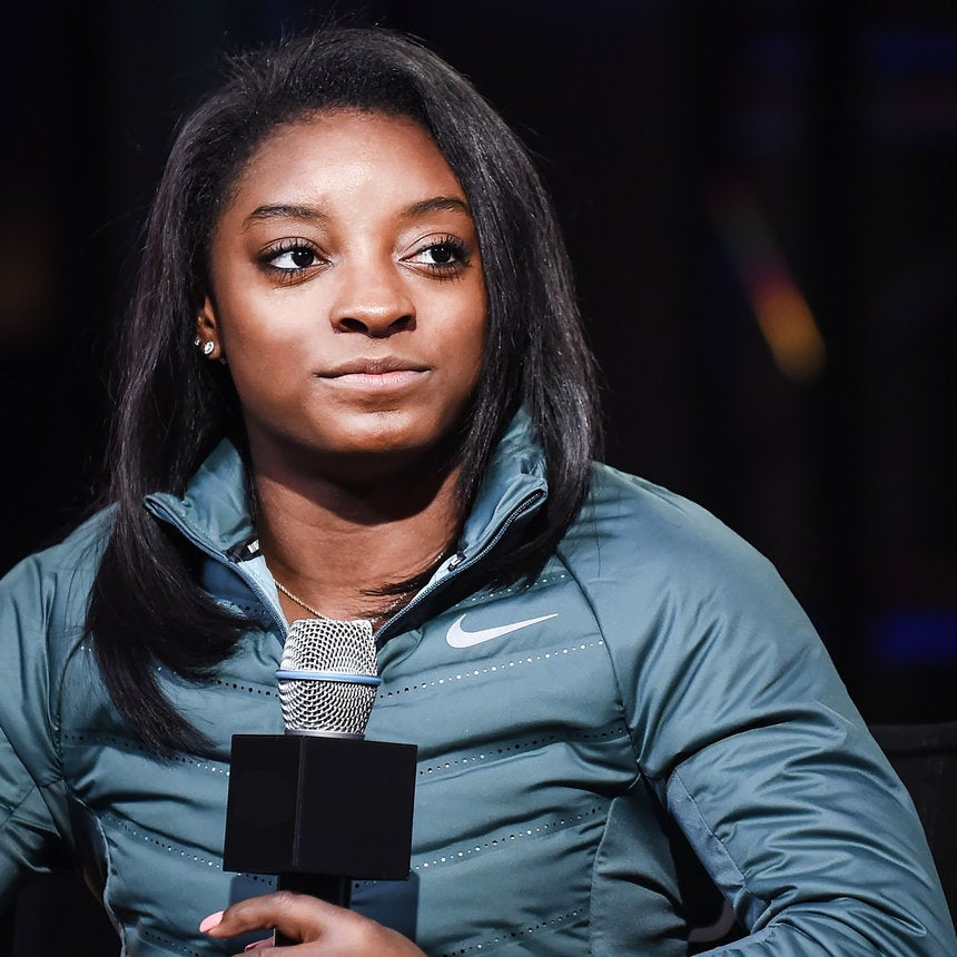 Simone Biles Has Zero Time For USA Gymnastics Director's Anti-Nike Tweet