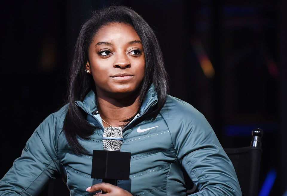 Simone Biles Recounts Tearful Moment When a Coach Called Her 'Fat'