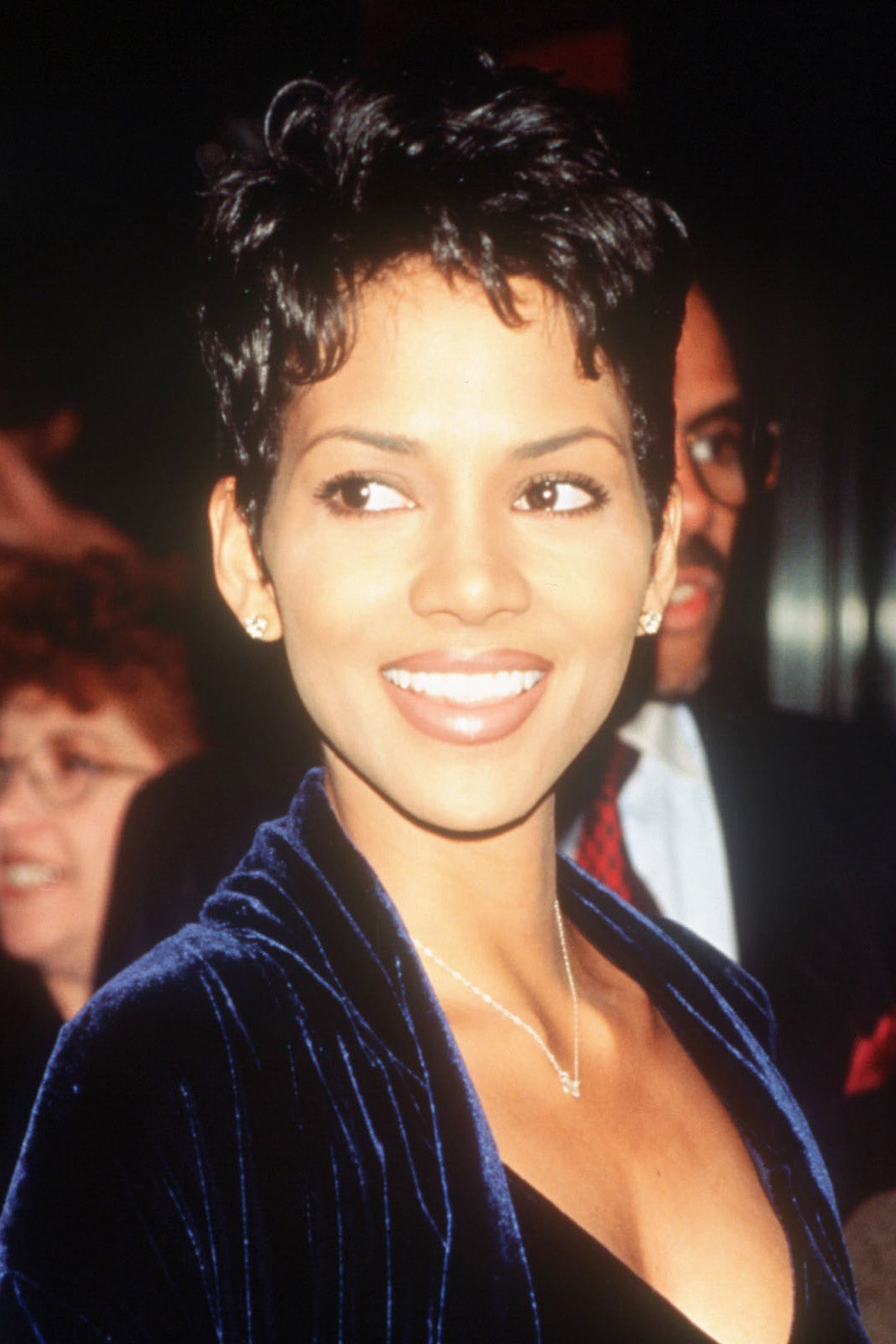 Halle Berry Pixie Hairstyles Essence