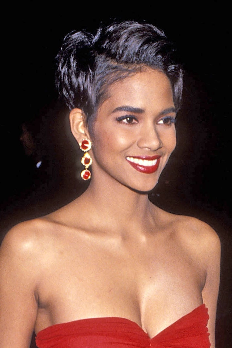 Halle Berry Pixie Hairstyles - Essence