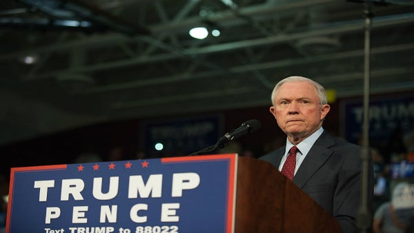 Jeff Sessions Confirmed As Trump's Attorney General