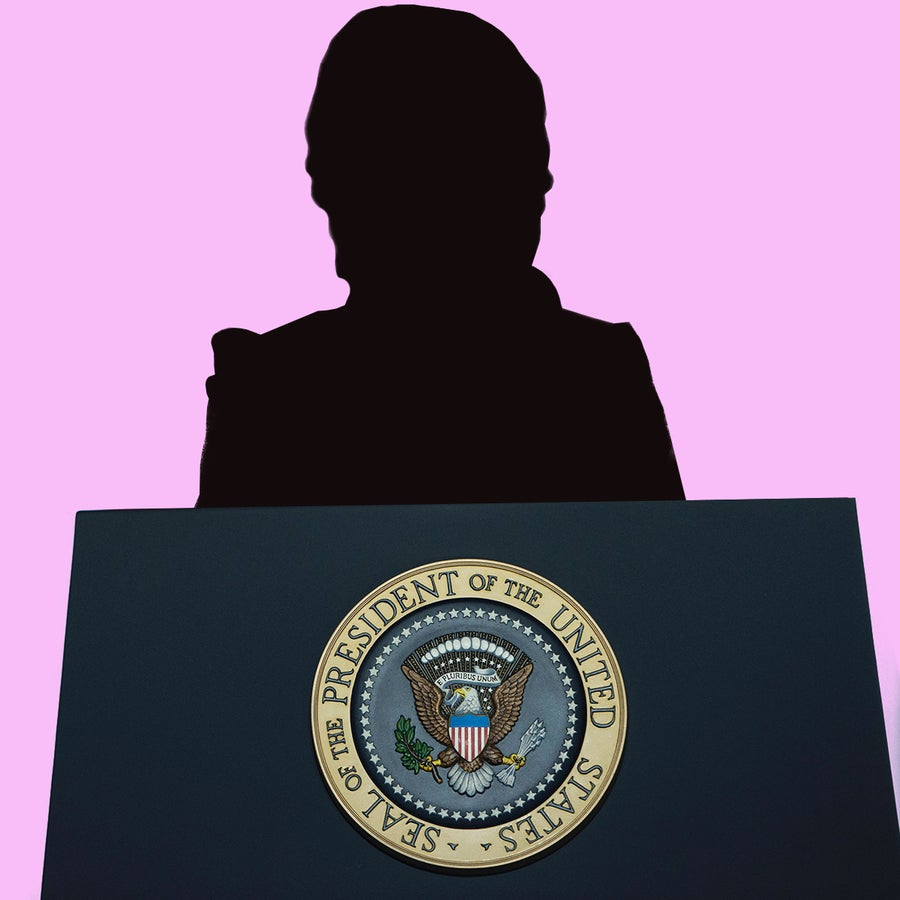Who's To Blame For The Glass Ceiling Remaining Intact?