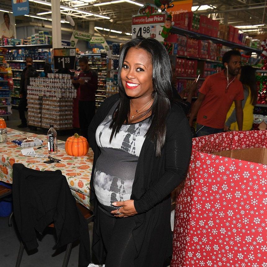 Keshia Knight Pulliam's Most Precious Pregnancy Moments