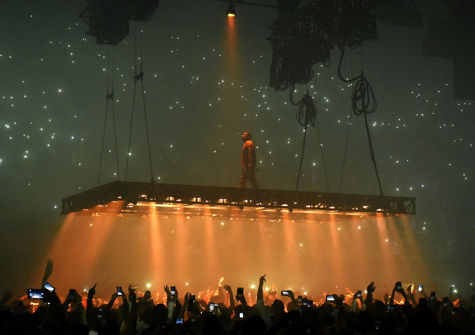 This Happened: Kanye West Ends Show Early After Calling Out Beyoncé And Jay Z
