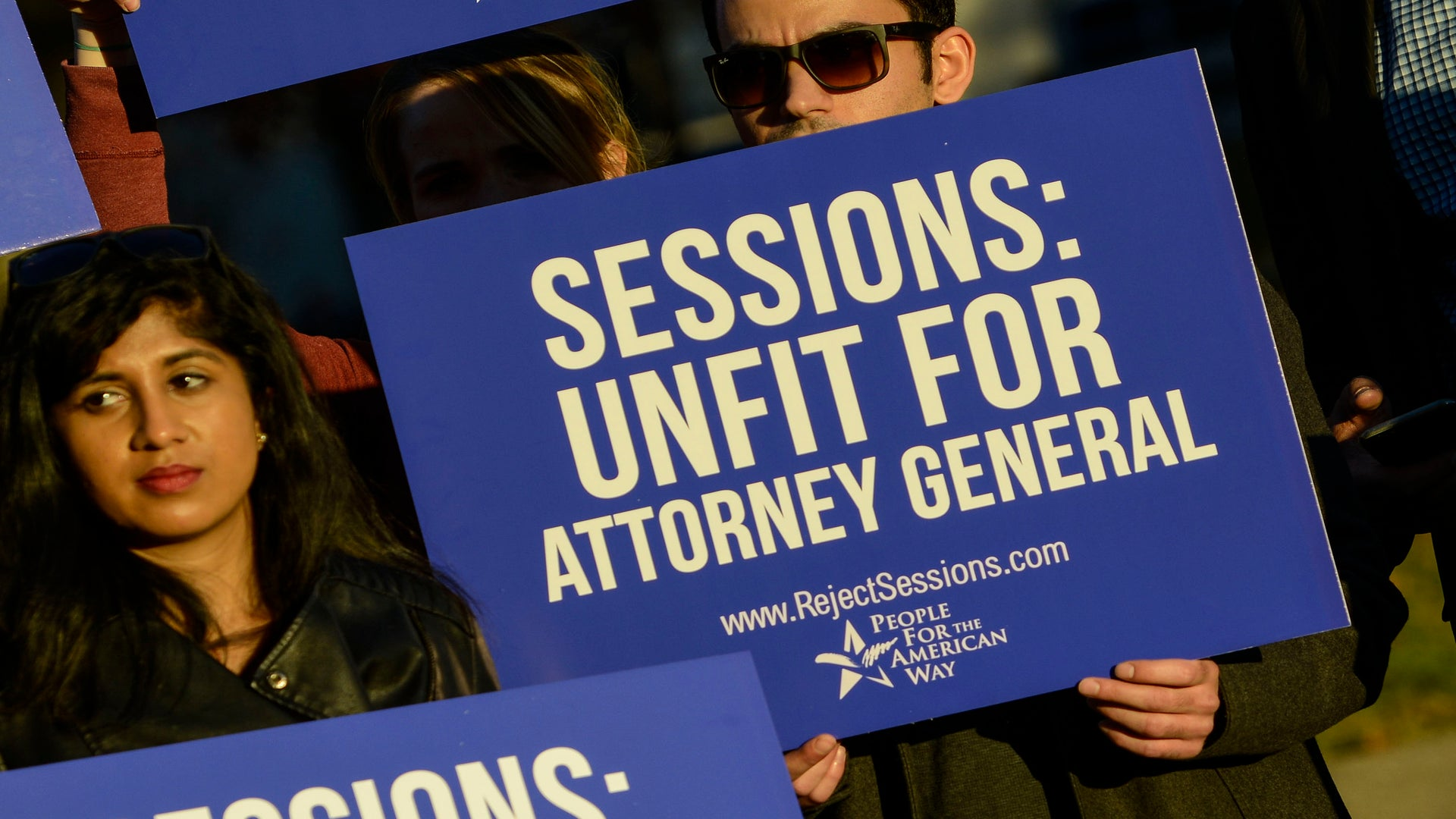 Top Civil Rights Leaders Denounce Jeff Sessions' Rushed Confirmation Hearing For Attorney General