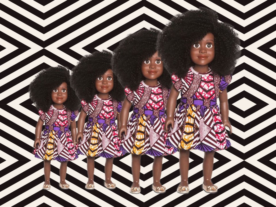 This Doll is the Perfect Gift for Kids with Coils and Curls