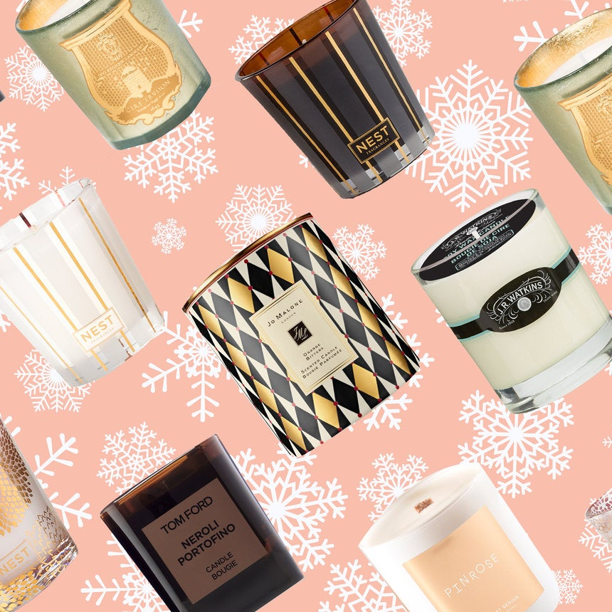 It's Lit: Scented Candles That Make For Easy Holiday Gifts