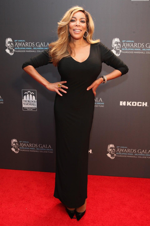 Star Gazing: Wendy Williams Attends CNN Party