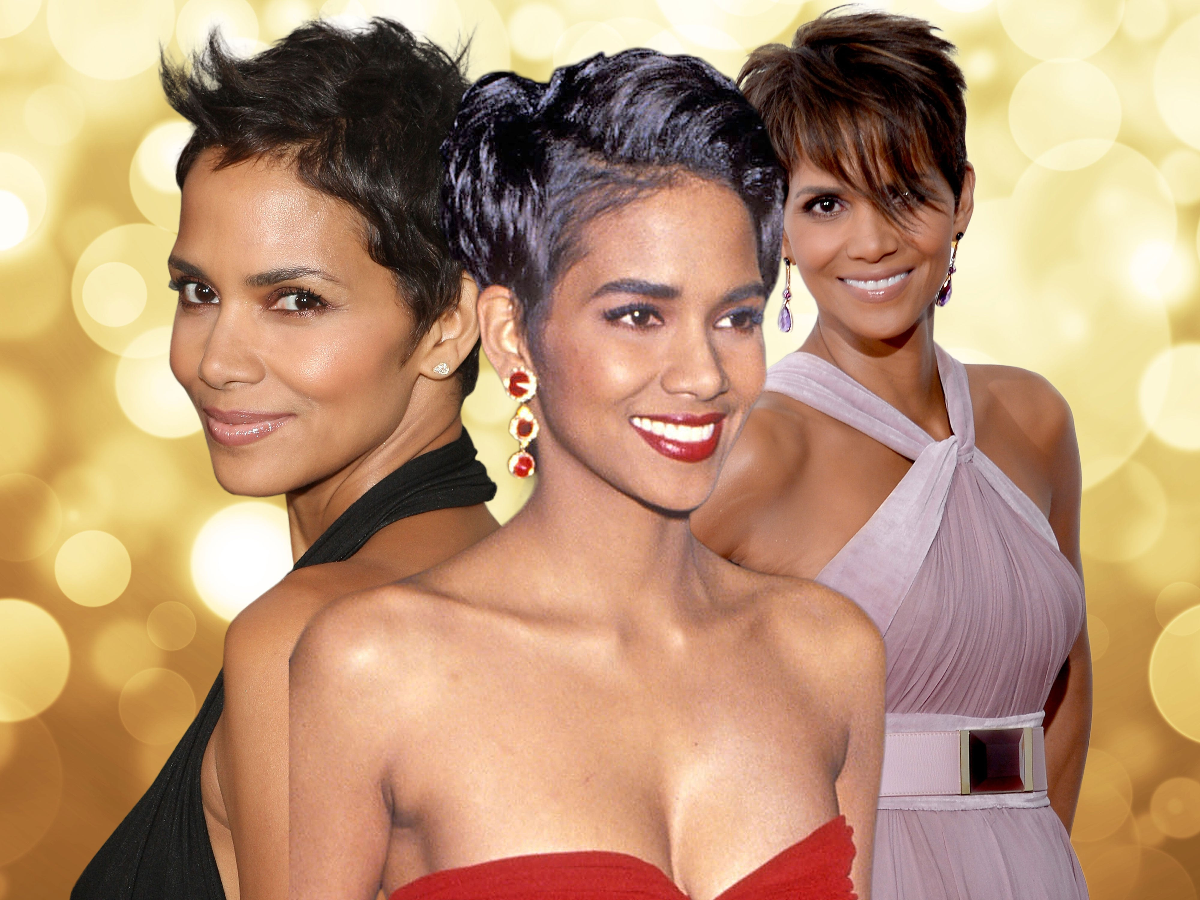 25 Halle Berry Approved Ways To Style Your Pixie Cut