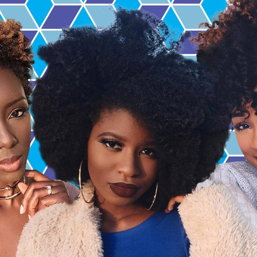 15 Beautiful Black Women Flaunting Their Glorious 4C Coils