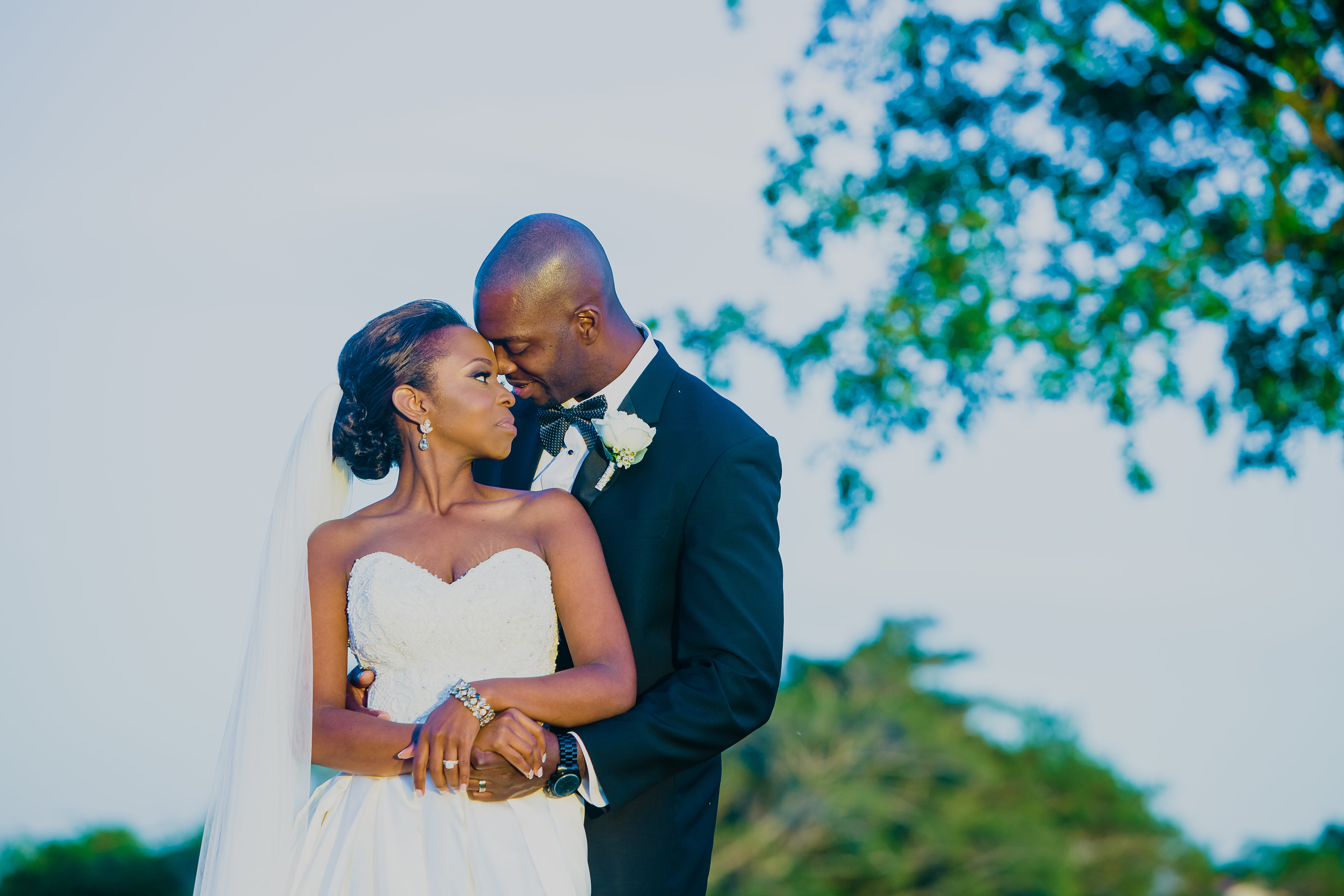 Bridal Bliss: Michael and Hollani\'s Sweet Florida Ceremony Is As ...