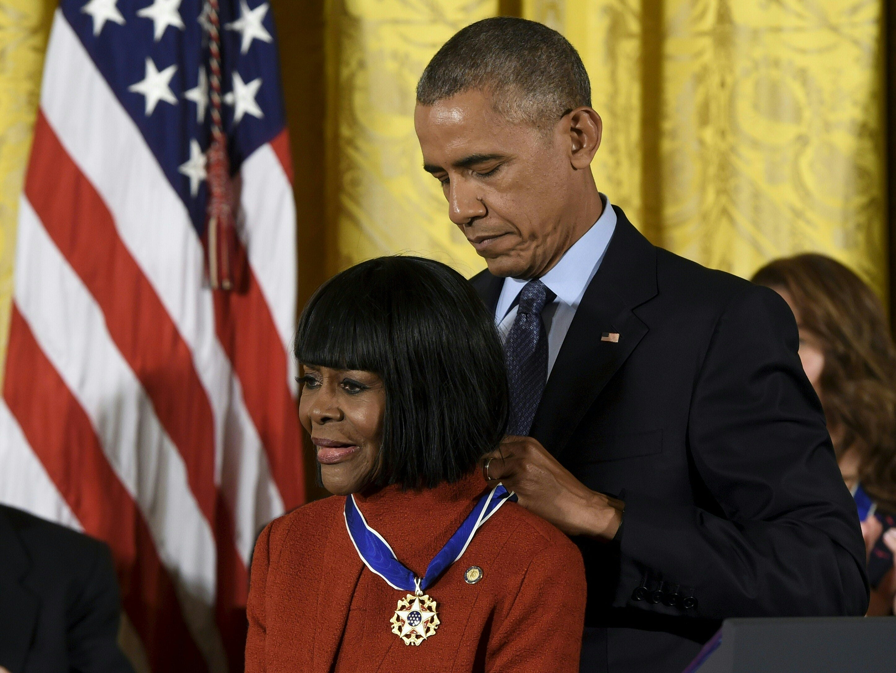 Here's What It Was Like To Spend An Afternoon With Cicely Tyson At The White House
