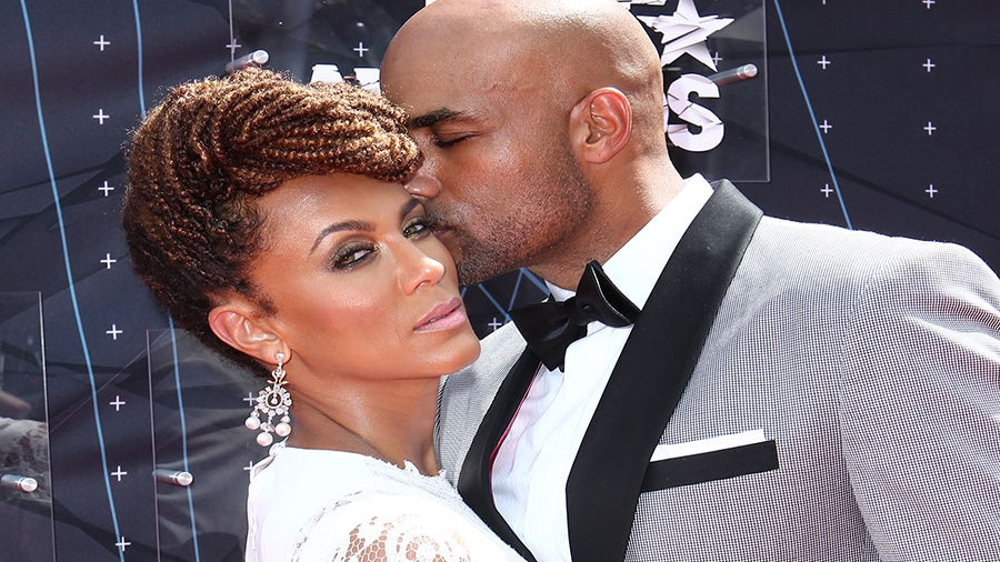 Every Time Boris Kodjoe and Nicole Ari Parker Start Flirting Like This, We Fall Even More In Love With Their Marriage
