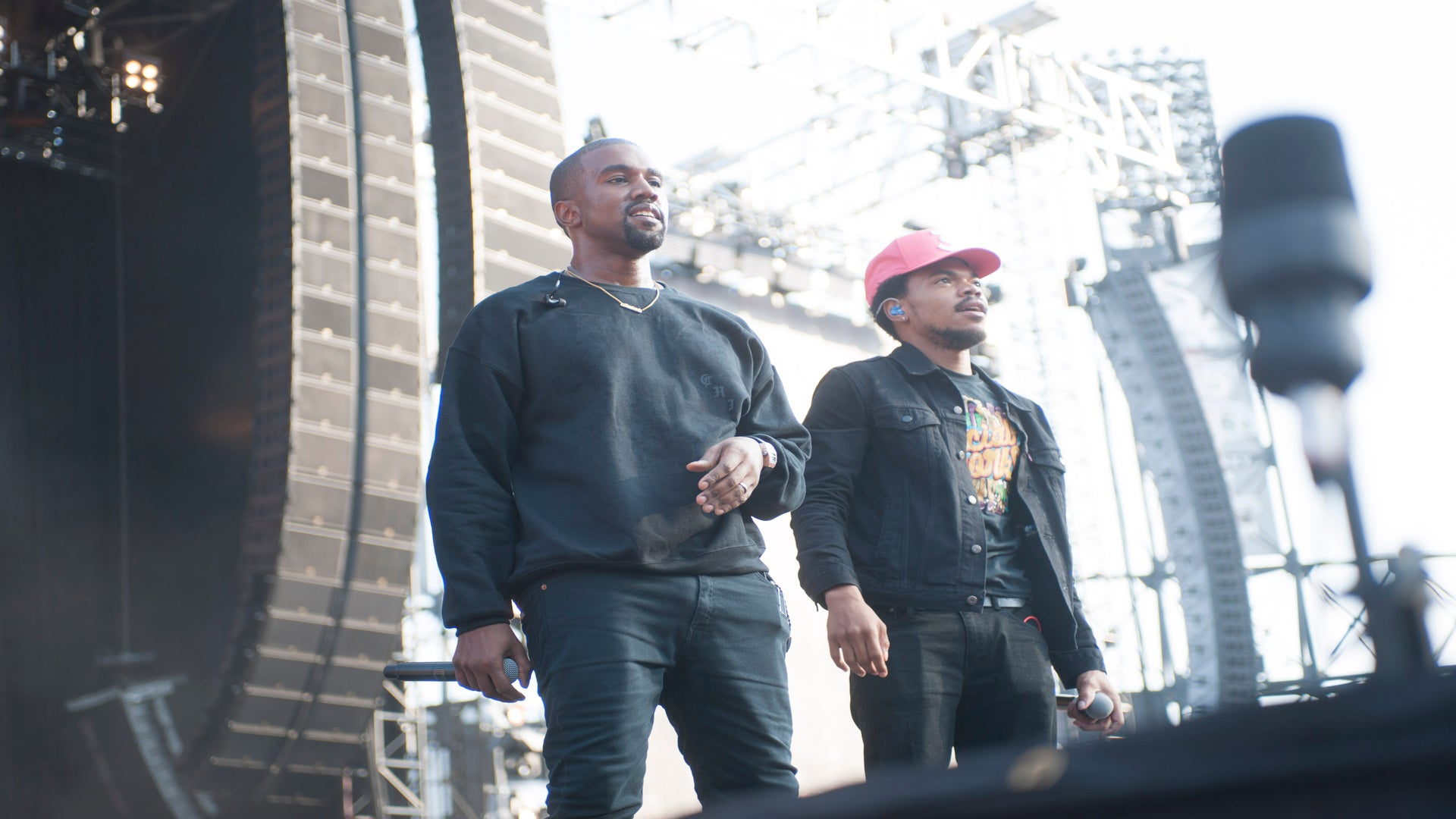 Celebrities Speak Out Following Kanye West's Hospitalization
