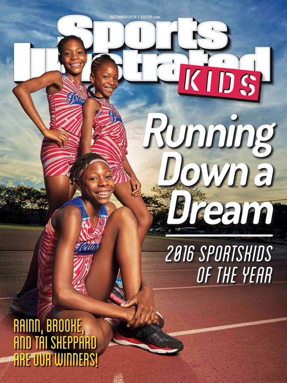 Black Girl Magic: The Sheppard Sisters Are The 2016 Sports Illustrated SportsKids Of The Year!