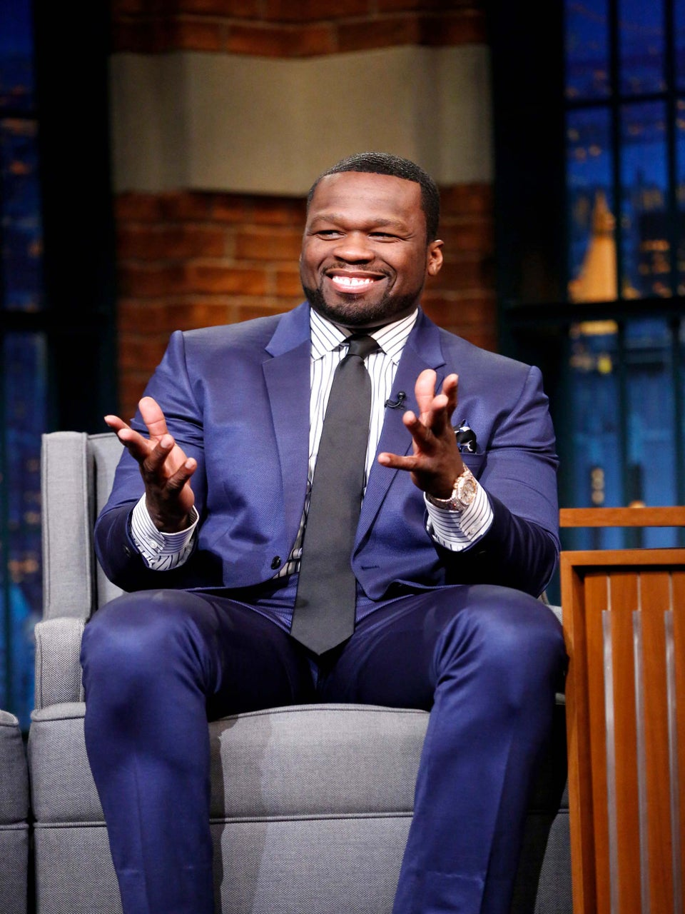 50 Cent Threatens To Pull 'Power' From Starz