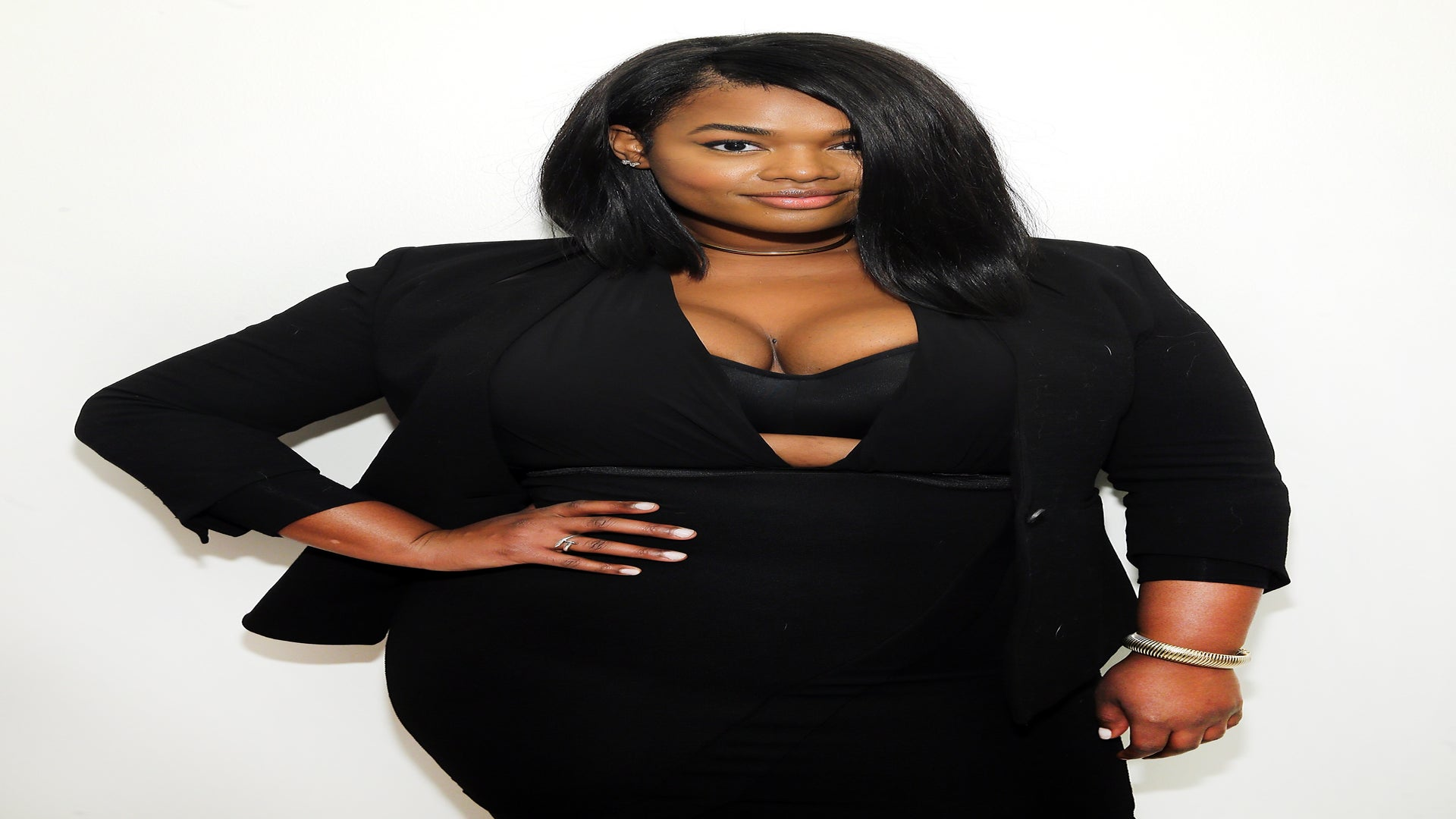 It-Girl Precious Lee Dishes on Why She Loves Her Curves
