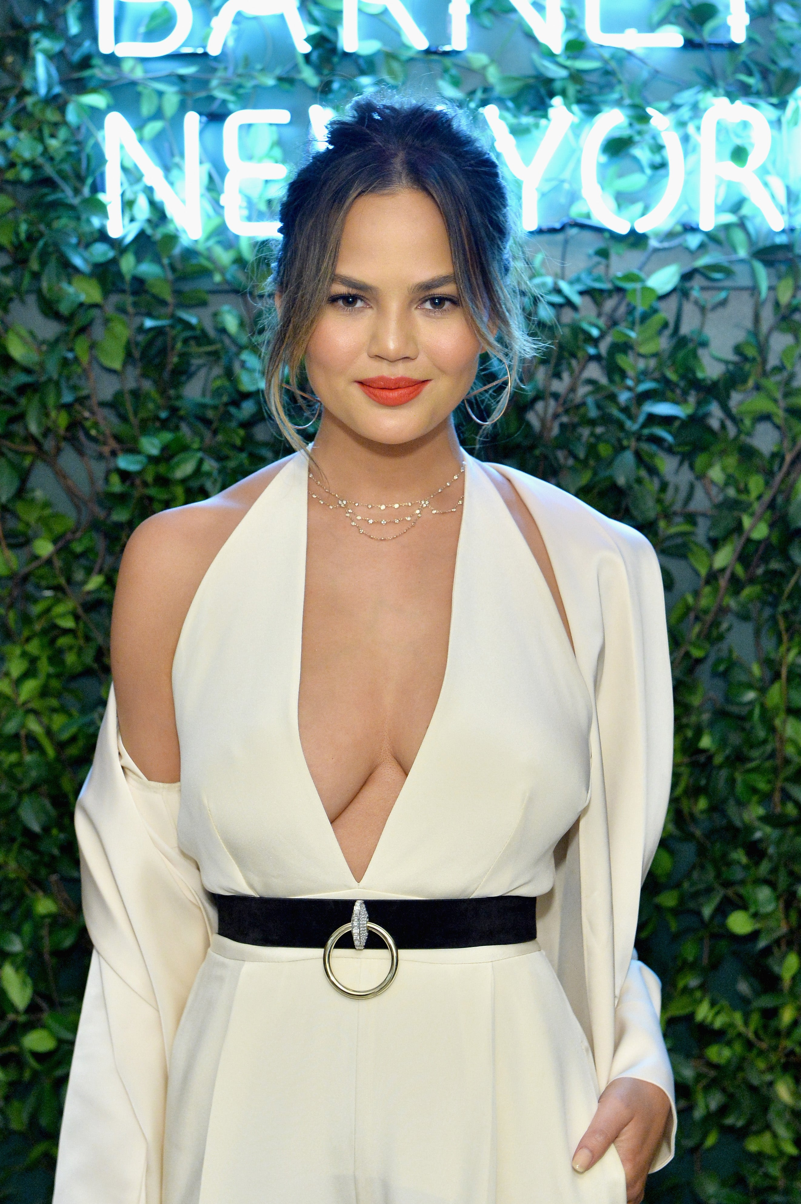 Chrissy Teigen Paid Off This Skincare Entrepreneur's Beauty School Tuition