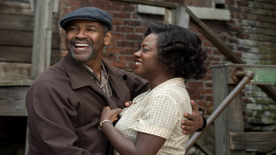 Tensions Rise Between Denzel Washington and Viola Davis in New 'Fences' Trailer