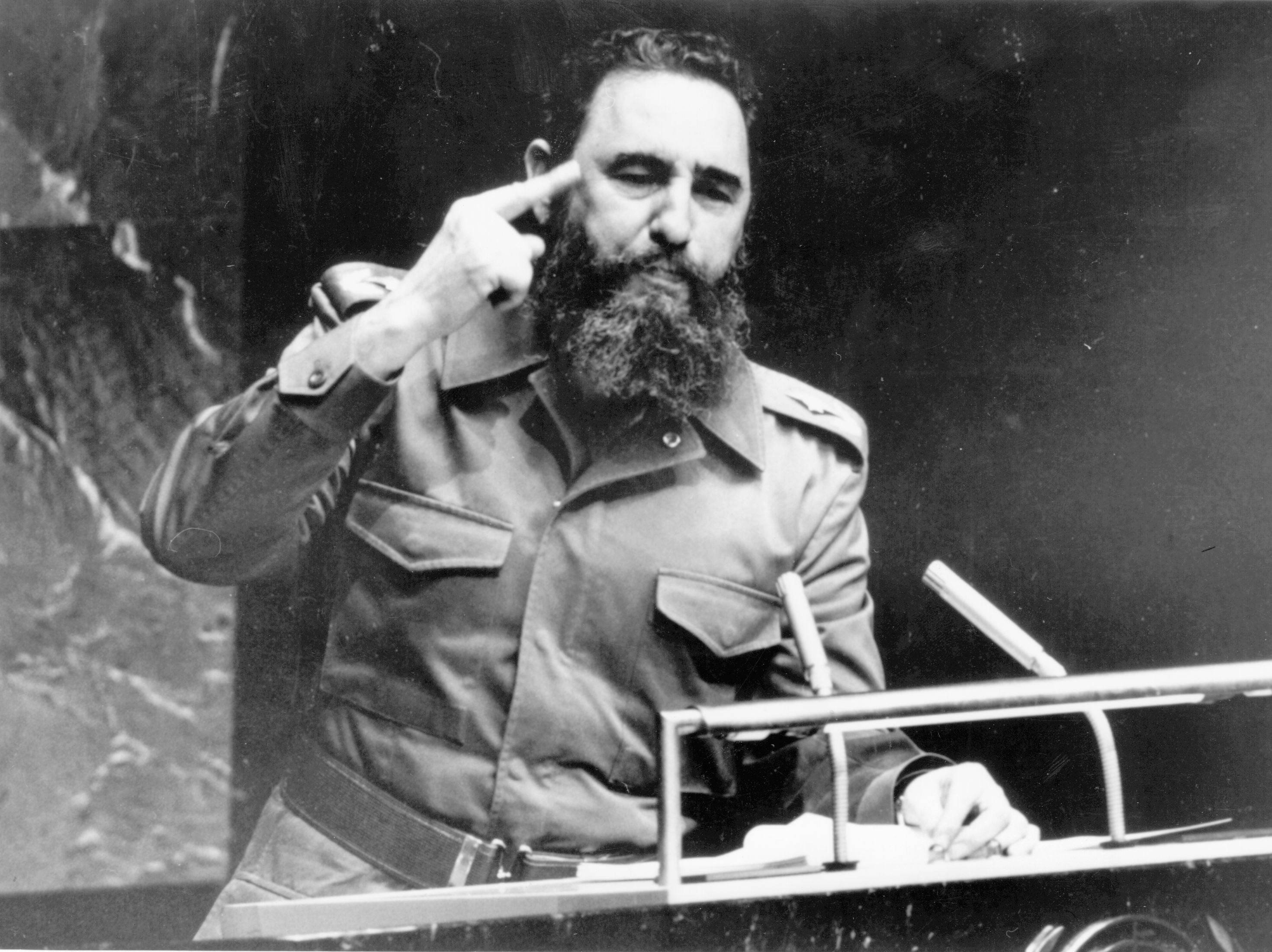 Fidel Castro, Cuban Revolutionary and President, Dies at 90