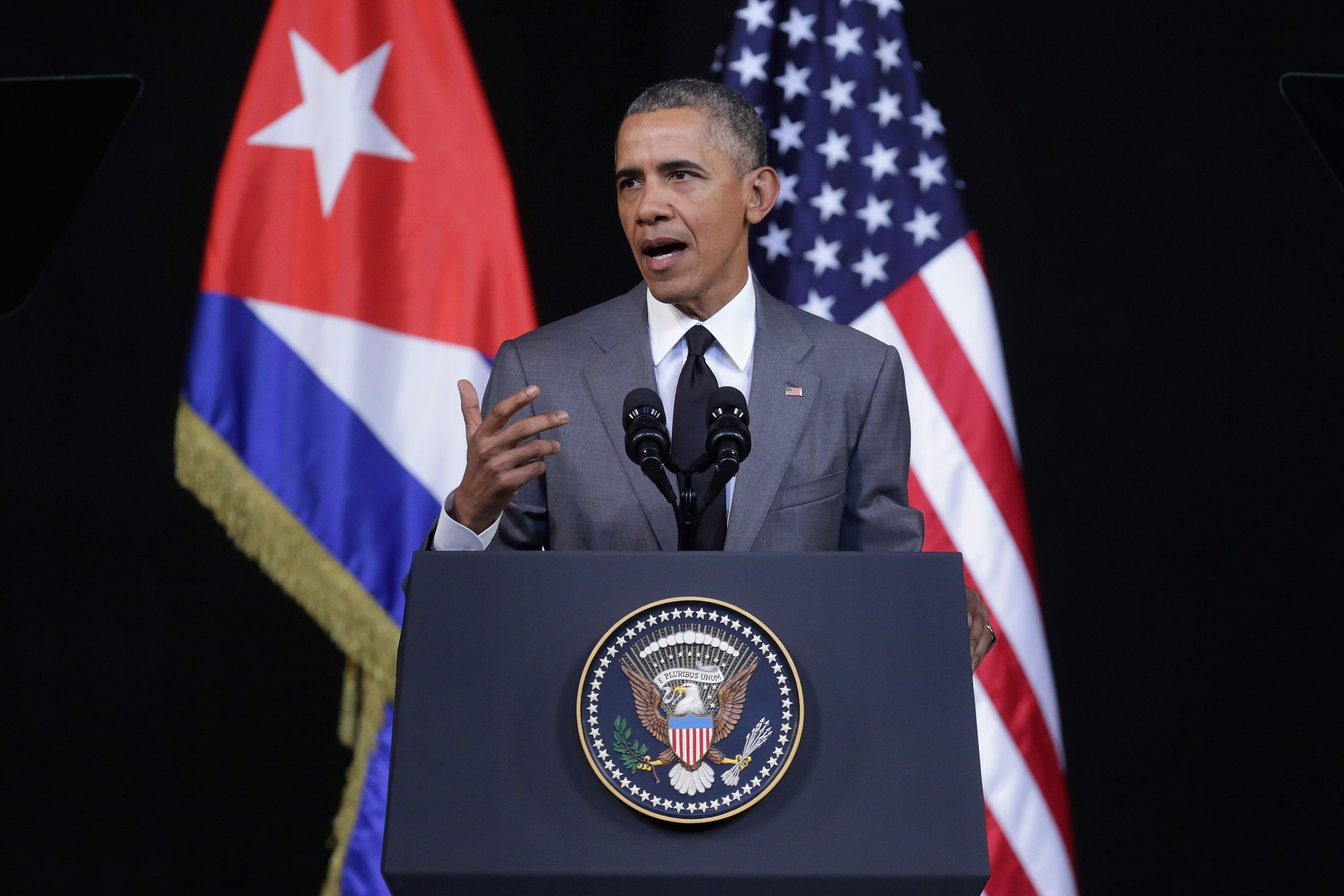 13 Ways President Obama Historically Improved U.S. Relations With Cuba