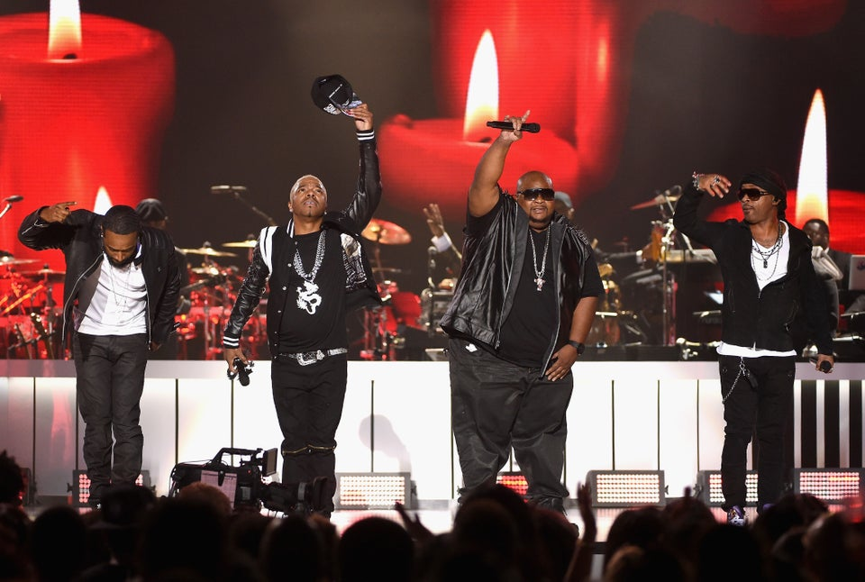 The Internet Just Had A Meltdown Over Dru Hill's Soul Train Awards Reunion
