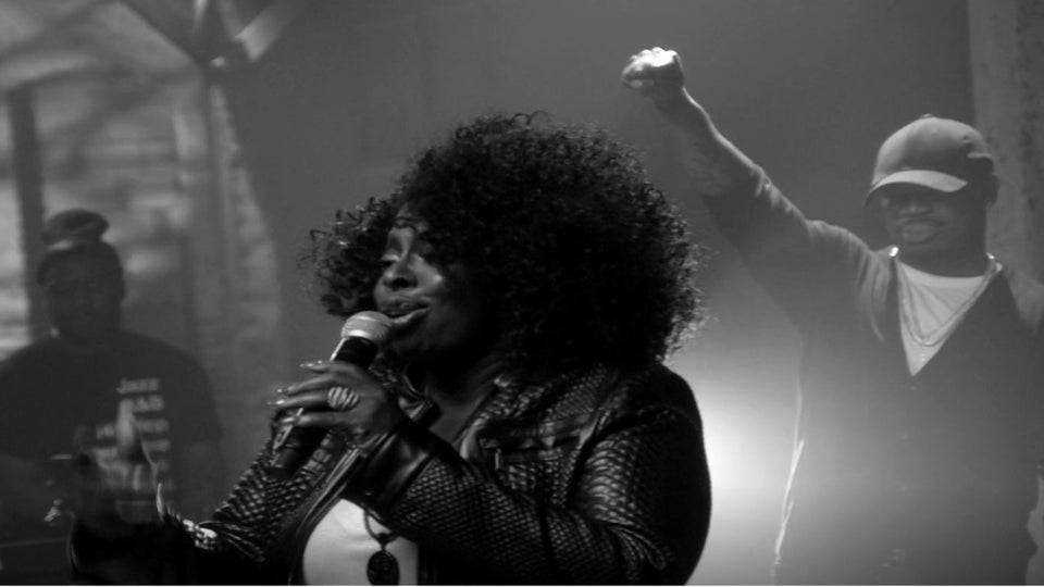 Gladys Knight, Angie Stone, Ne-Yo, And Tyrese Kill It During The Soul Train Awards Soul Cypher