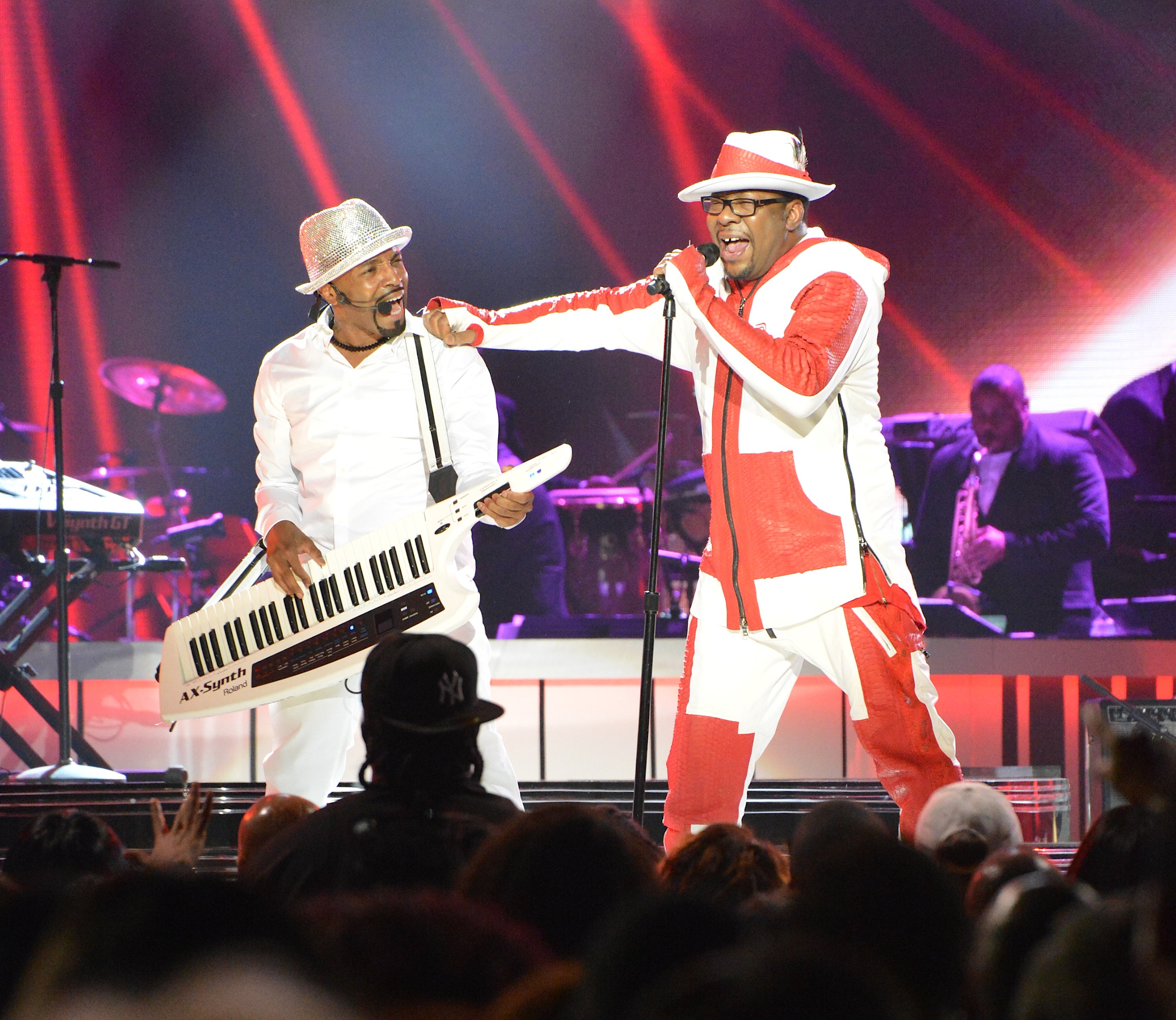 Watch the Incredible Soul Train Awards Tribute To Teddy Riley Twitter Can't Stop Talking About