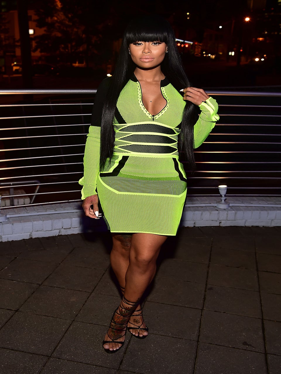 Blac Chyna Reveals She's Lost 23 lbs. Since Welcoming Baby Dream 2 Weeks Ago