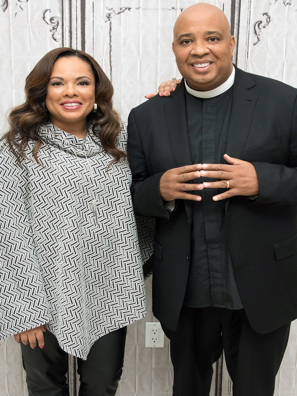 Aww! Rev Run Shares His Love For Wife Justine With Sweet Throwback Instagram Photos