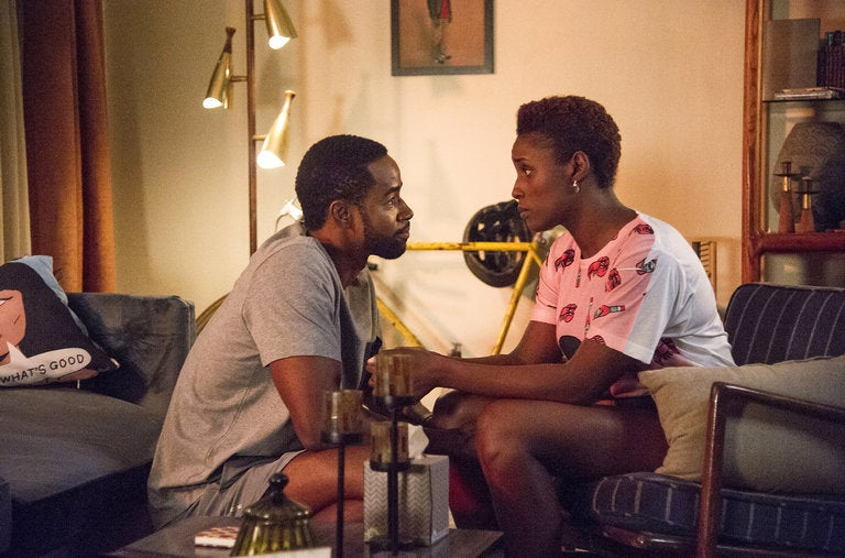 Lawrence And Issa's Break Up On 'Insecure' Was Too Real For Actor Jay Ellis