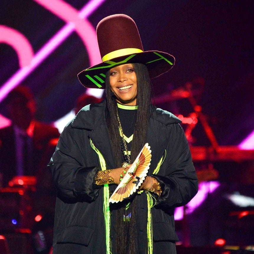 It Takes A Village To Braid Erykah Badu's Glorious Hair