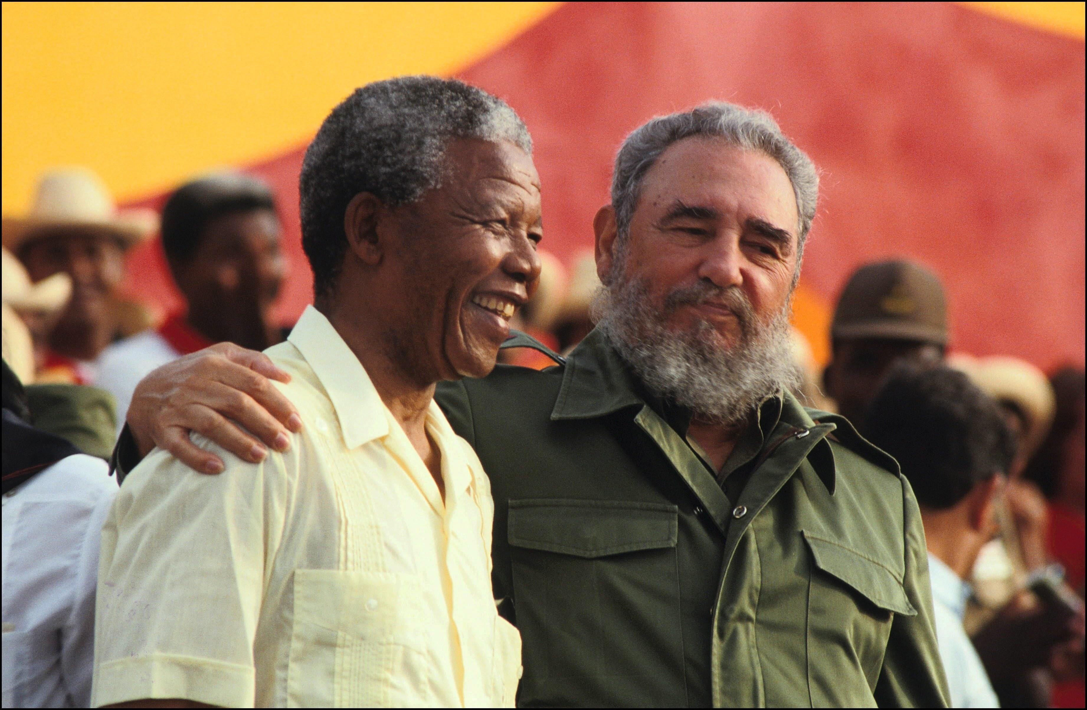 A Brief Understanding of Why Africans Are Hailing Fidel Castro As a Hero