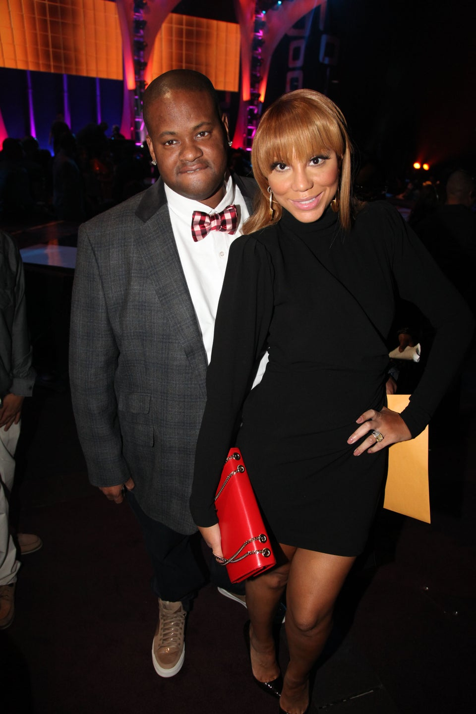 Tamar Braxton and Her Husband Vince Herbert Celebrate 8 Happy Years Of Marriage