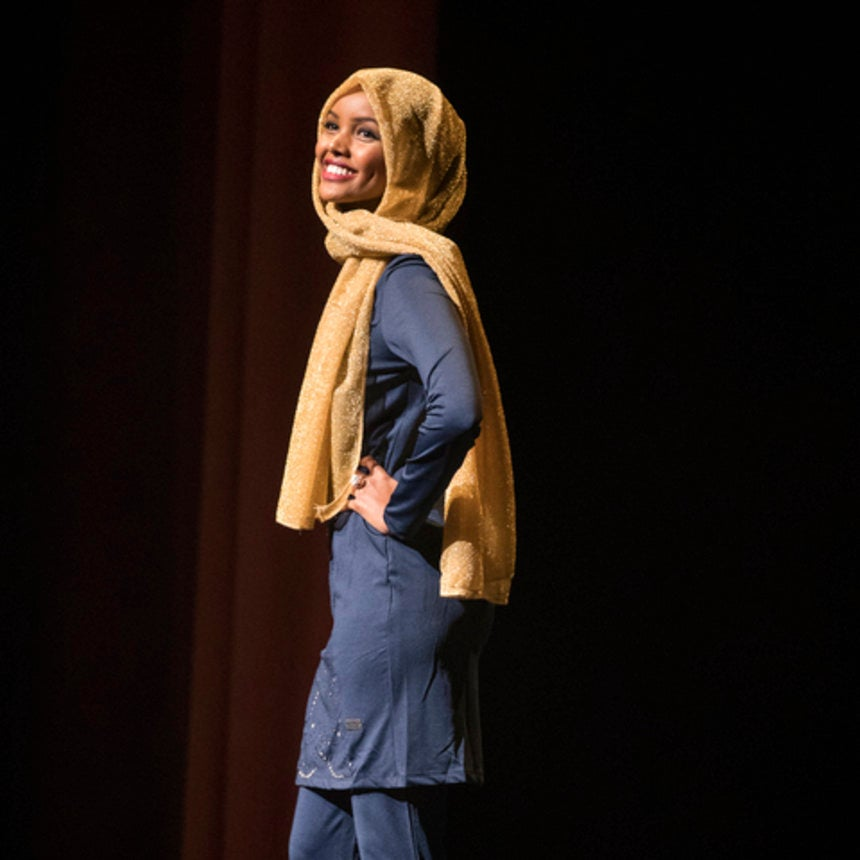 Muslim Teen Becomes First to Wear a Hijab and Burkini in Miss Minnesota USA Pageant
