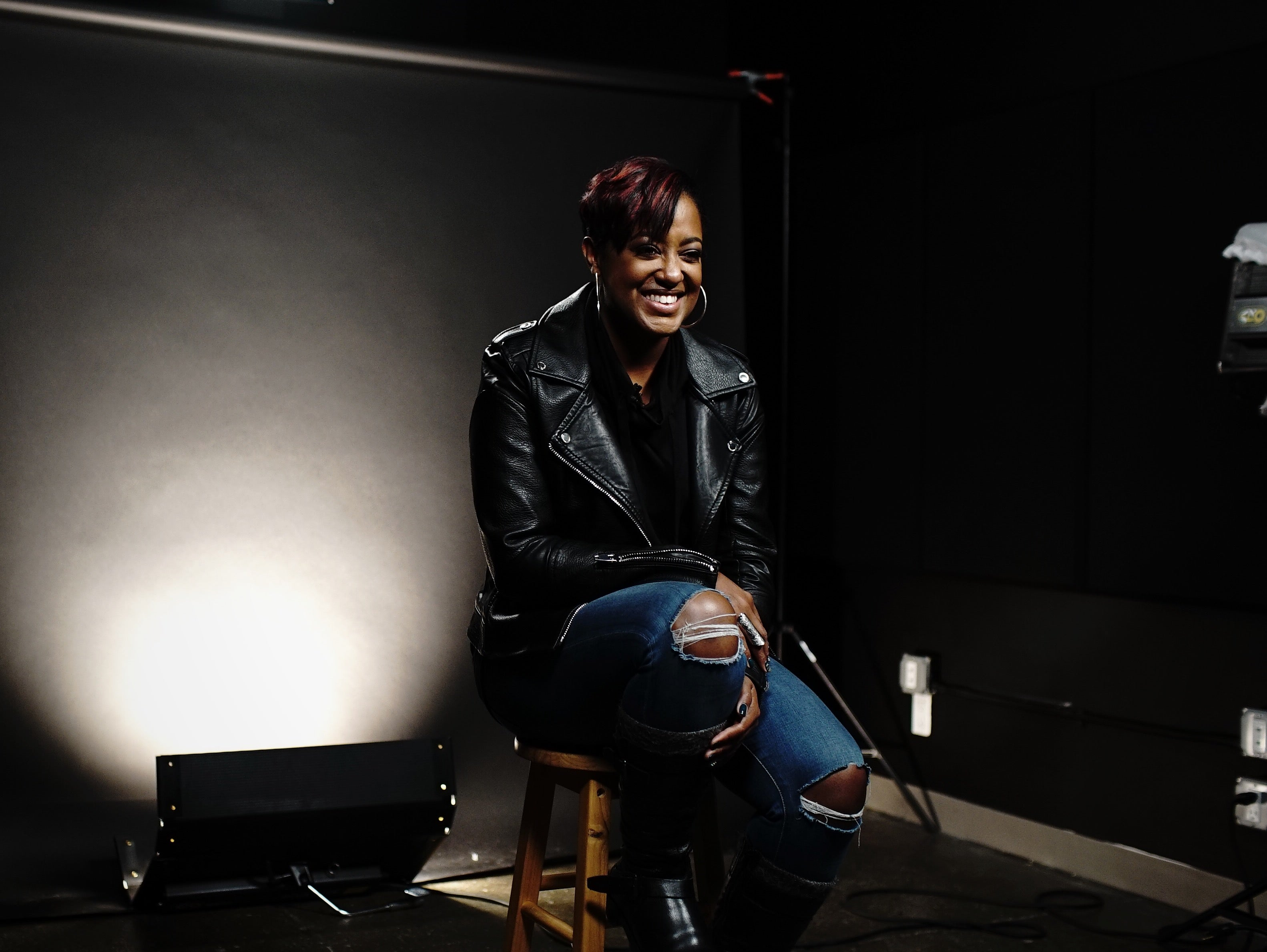 Roc Nation's Rapsody Talks Messages In Music And Women Working Together