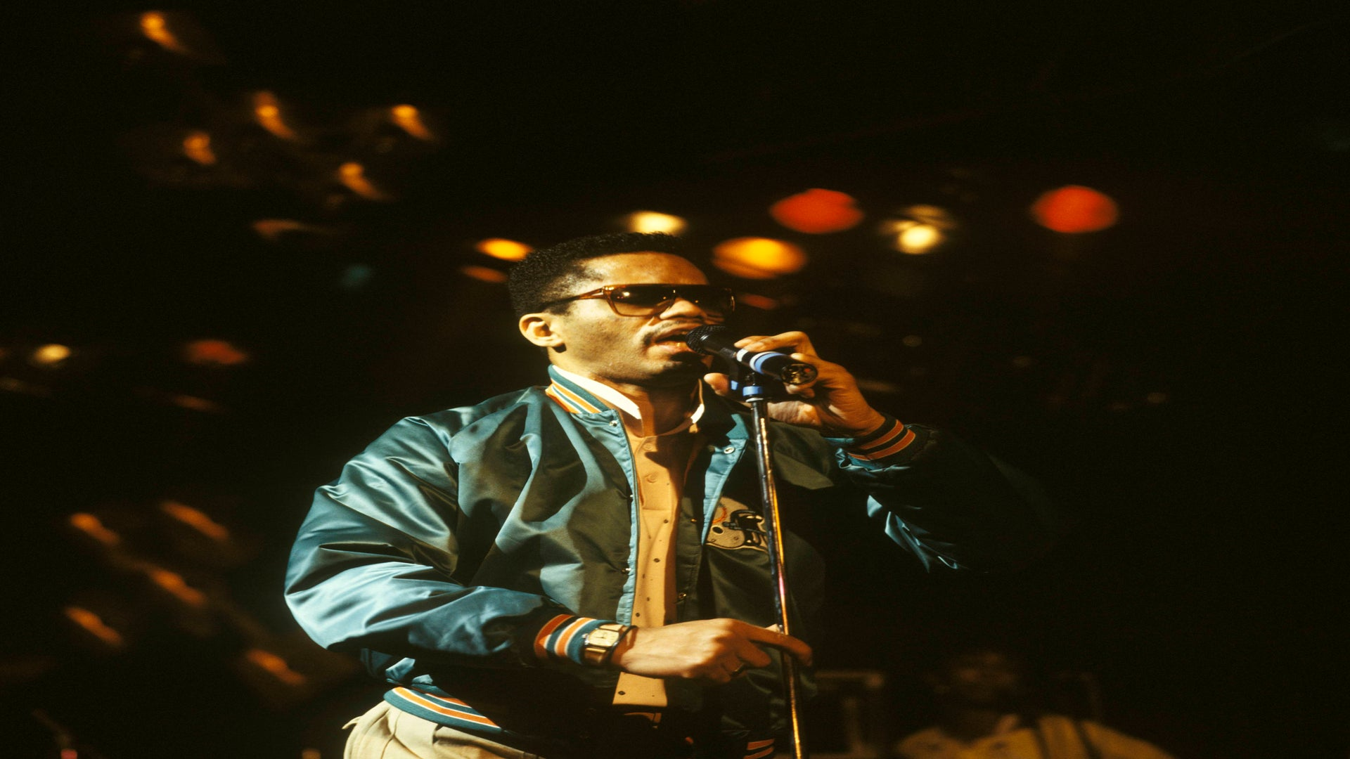 '80s Hitmaker Colonel Abrams Dies At Age 67