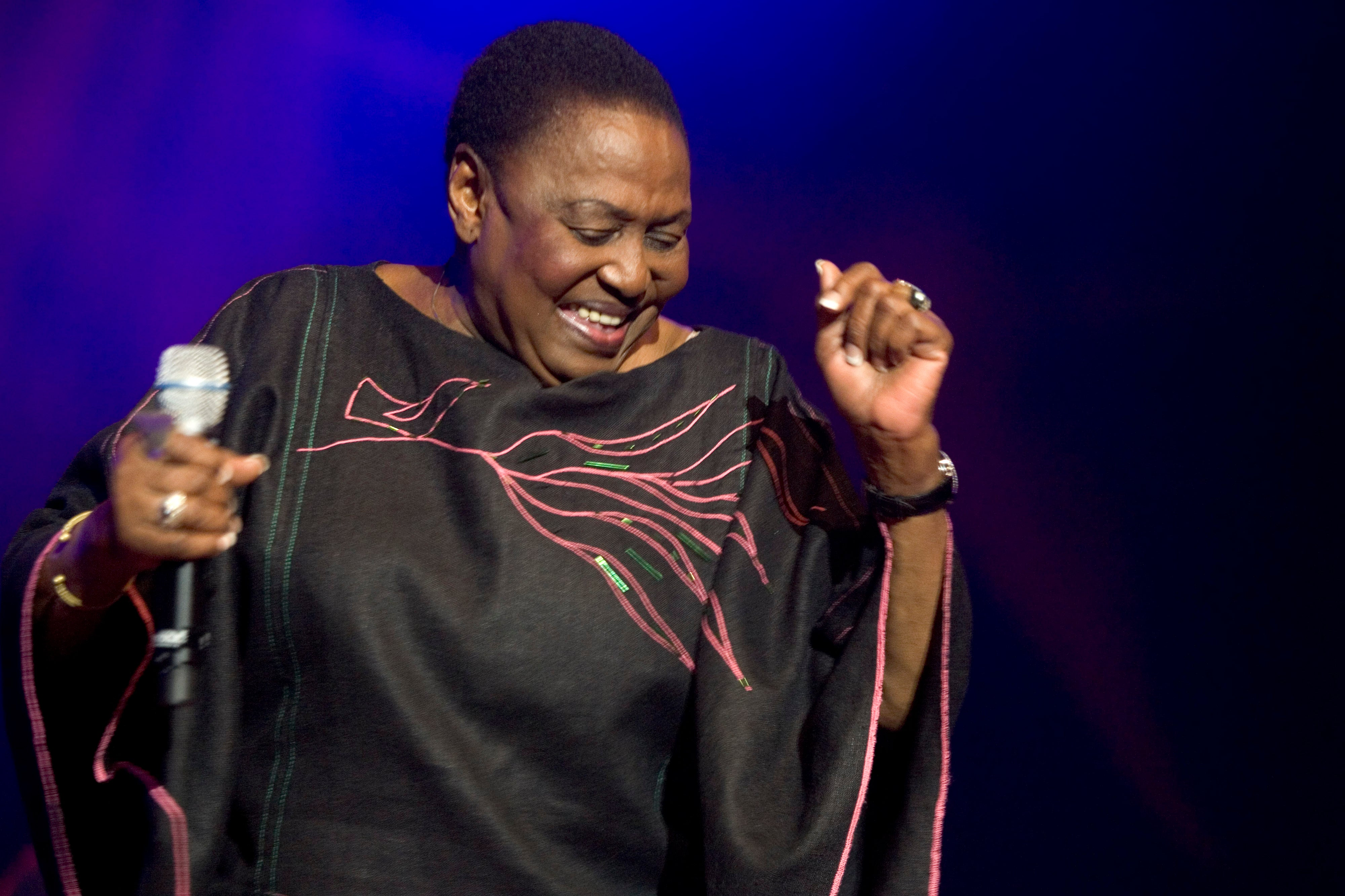 A Biopic Of Legendary South African Singer Miriam Makeba Is On The Way