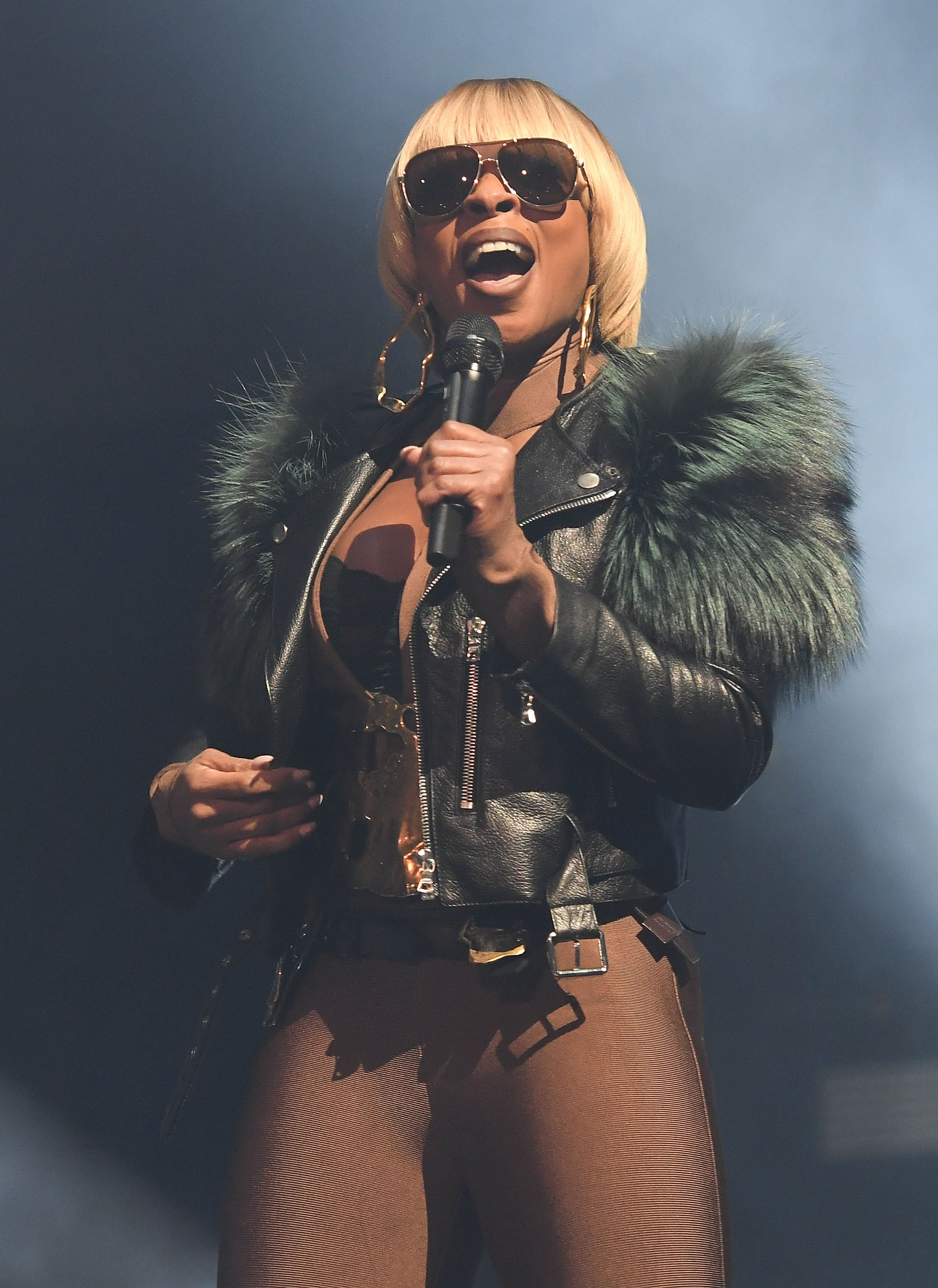 Listen: Mary J. Blige Collabs With Kanye West On New Single 'Love Yourself'