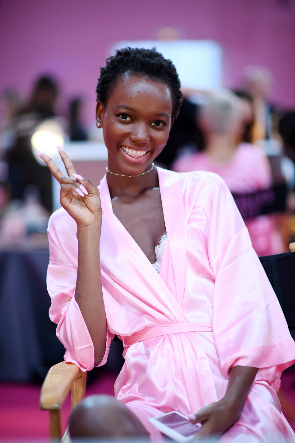 Every Victoria's Secret Model Will Wear Her Natural Texture On This Year's Runway