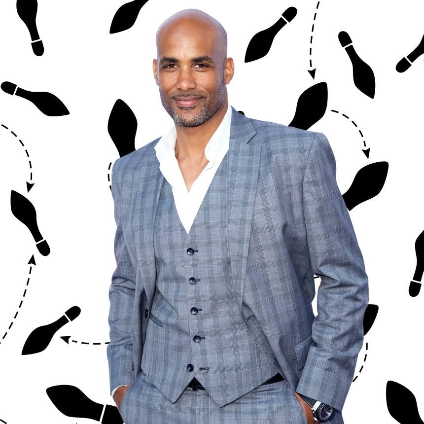 Boris Kodjoe on How Couples Can Stay in Love