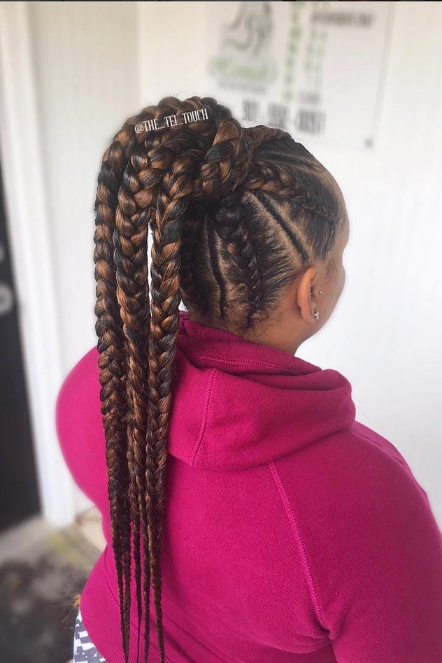 Elaborate Braid Hairstyles To Try Essence