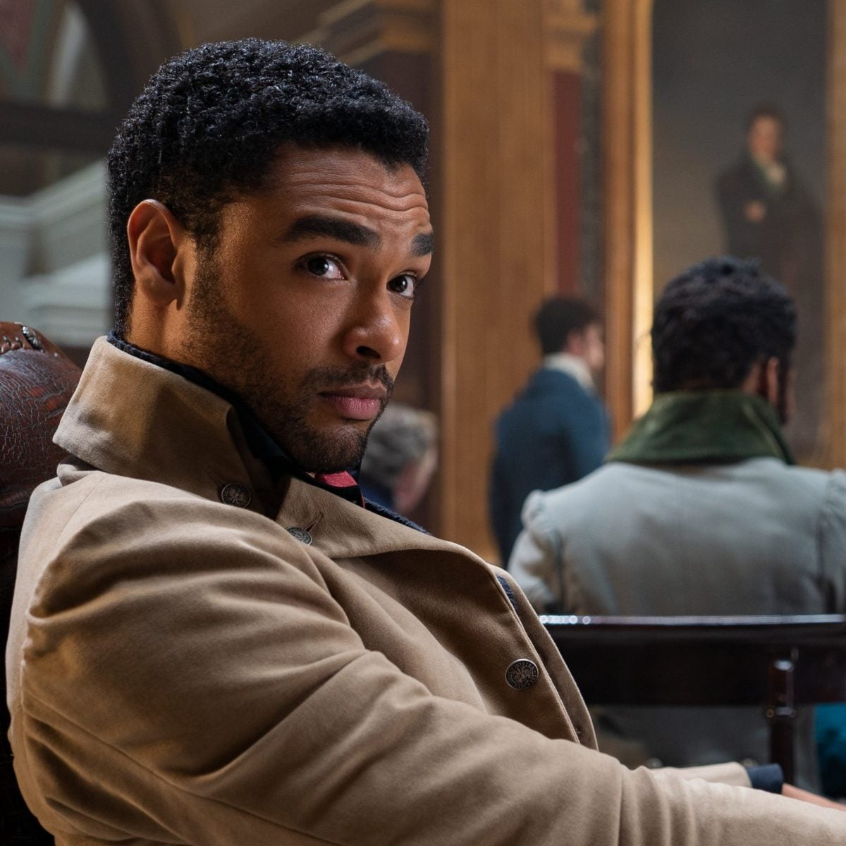 Netflix Confirms Rege-Jean Page Will Not Return For Season 2 of 'Bridgerton'