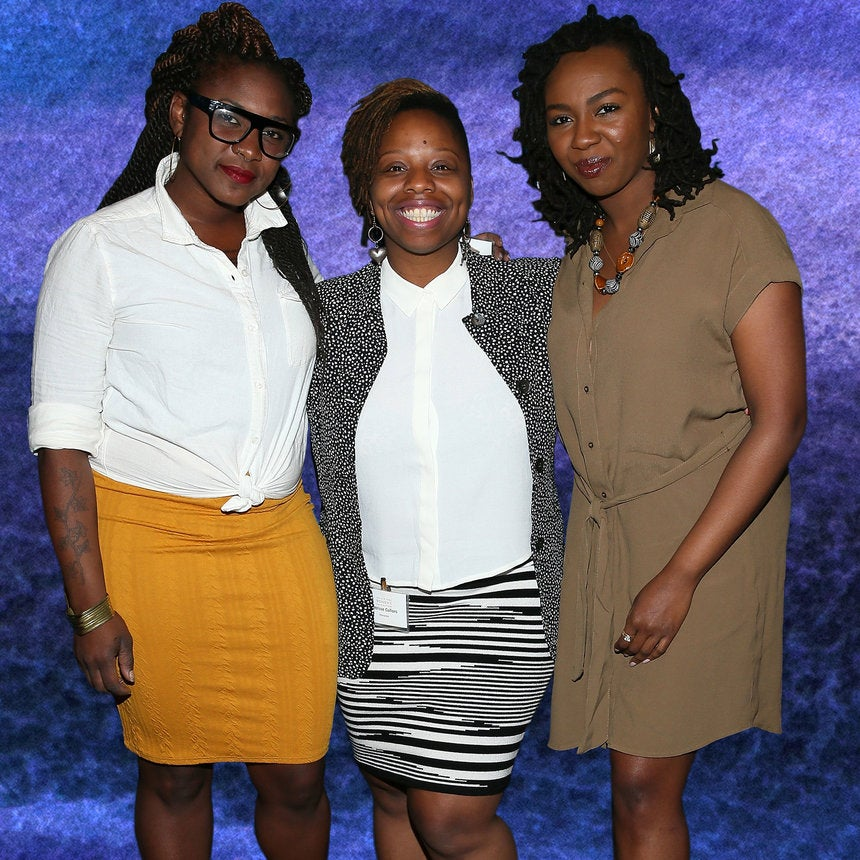 Uzo Aduba Celebrates Black Lives Matter Founders As Glamour's 'Women Of The Year'