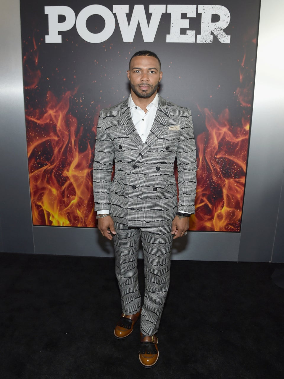 Why Omari Hardwick Says His Wife Is The Reason He Landed His Role On 'Power'