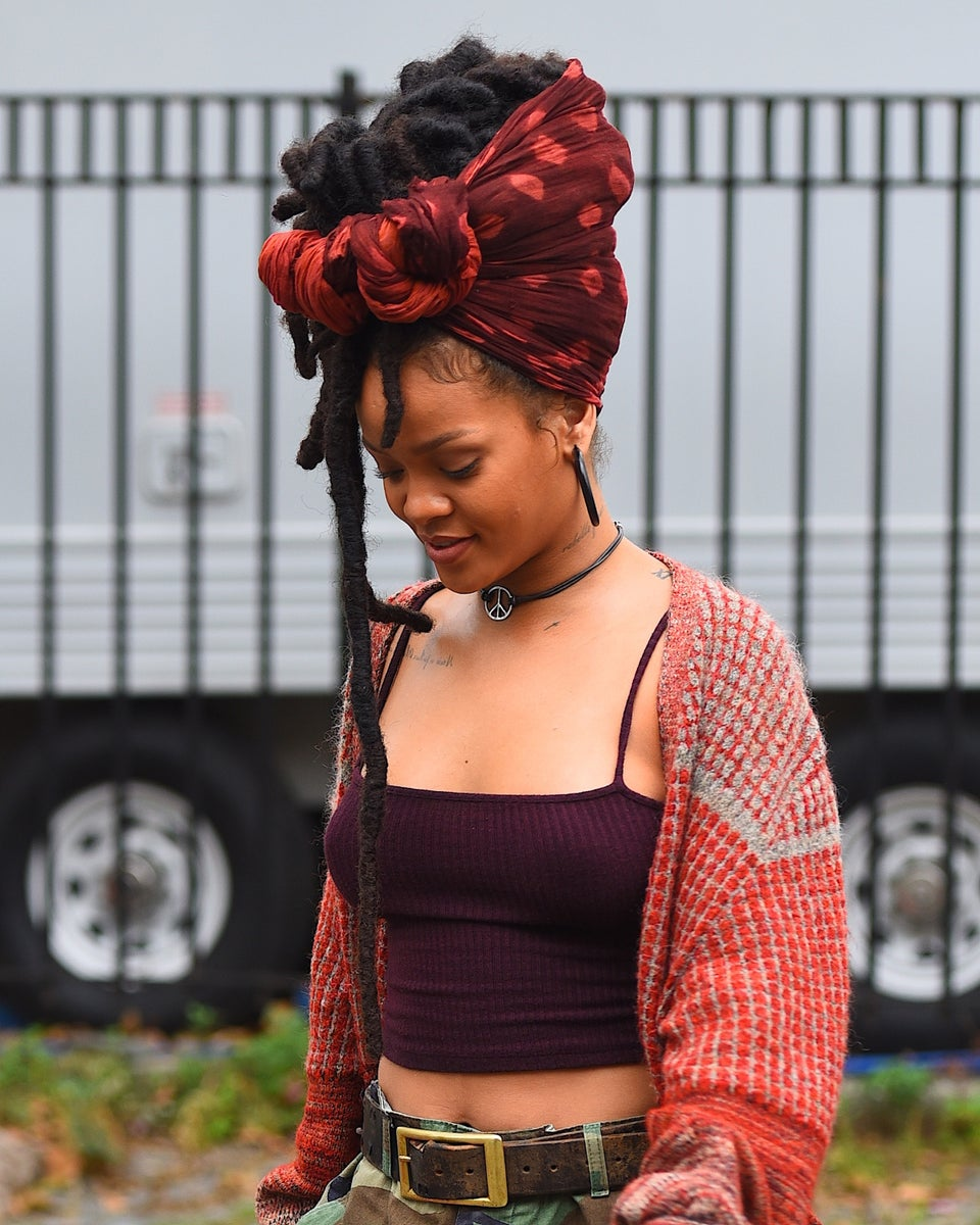 Rihanna's Hairstylist Says She Requested To Wear Locs In 'Ocean's 8' Movie
